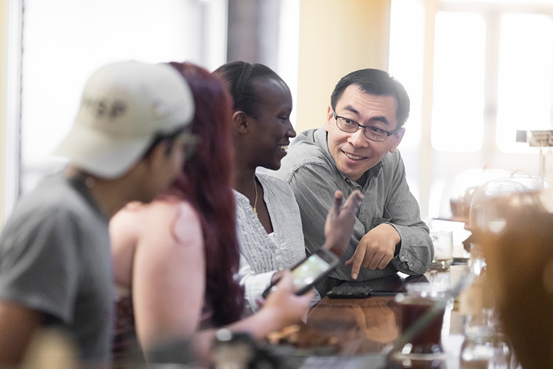 Rollins professor and students develop promotional strategies for an Orlando social enterprise.